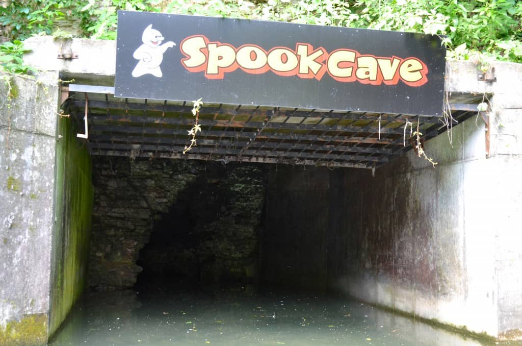 Spook Cave & Campground in MacGregor, Iowa