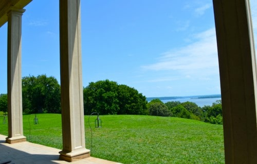 Visiting Mount Vernon and the National Treasure Walking Tour
