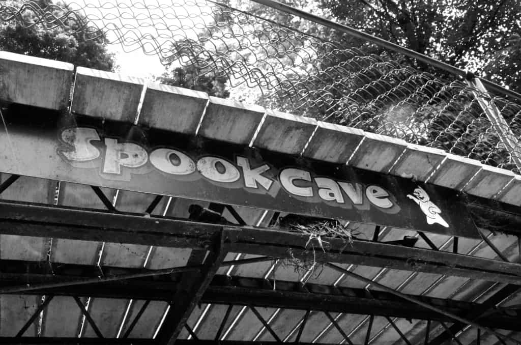 Spook Cave & Campground in MacGregor, Iowa