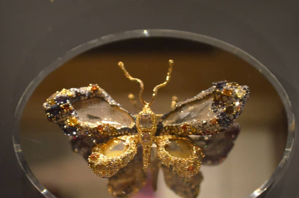 Insect in Gems, Smithsonian Natural History Museum - Bucket List Marked Off Washington DC