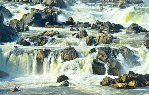 The Beauty of Great Falls Park, Virginia