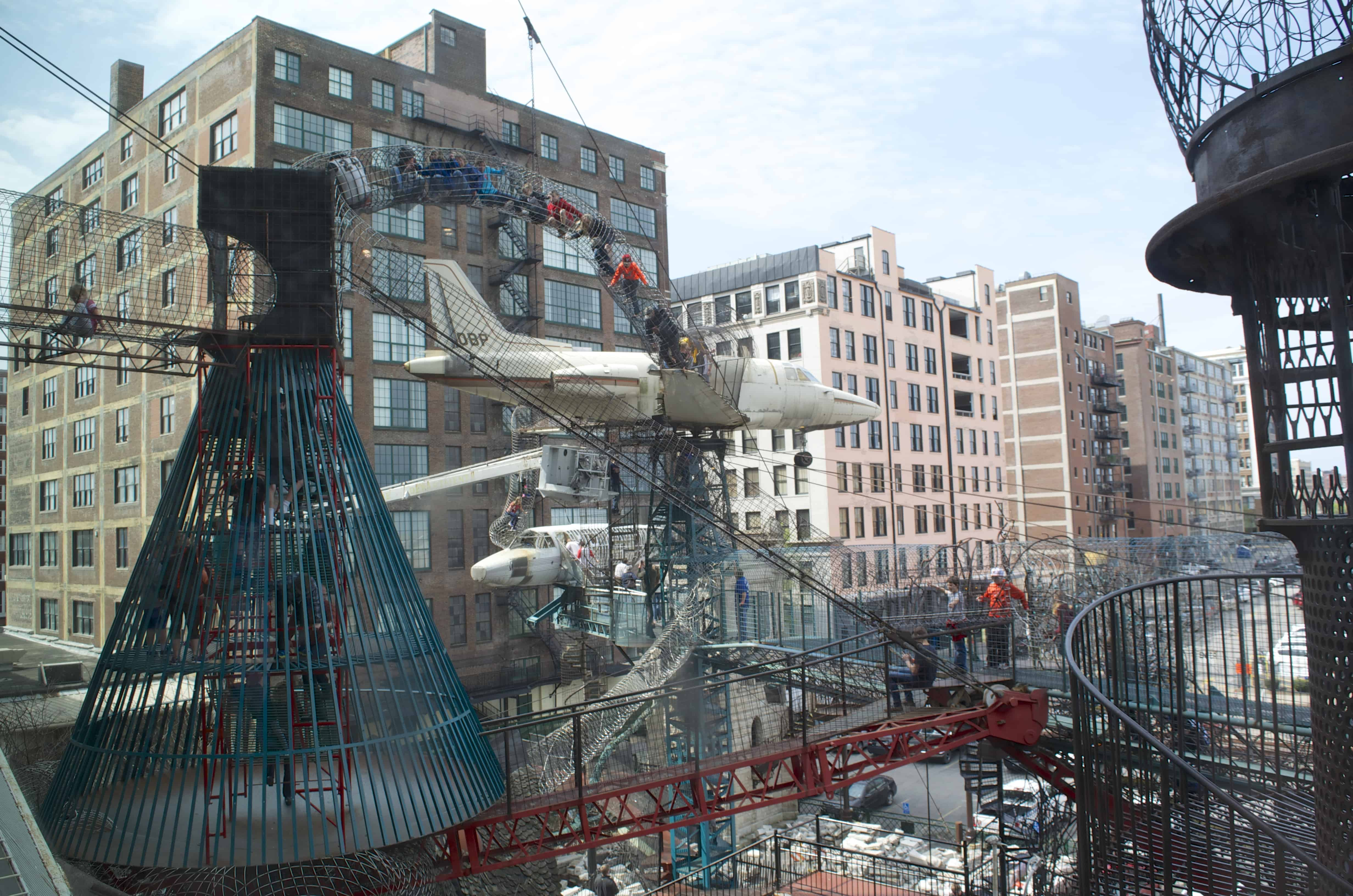 Tips to Survive the City Museum in St. Louis, Missouri