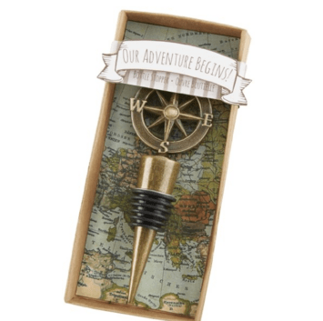 Vintage Travel Wine Stopper