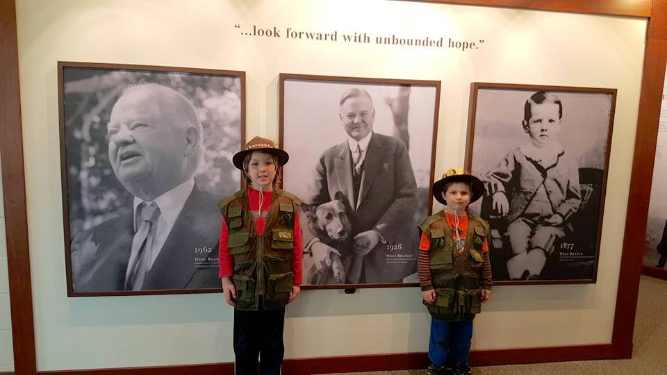 Herbert Hoover Historic birthplace and museum - BEST Places to Visit in Central East Iowa