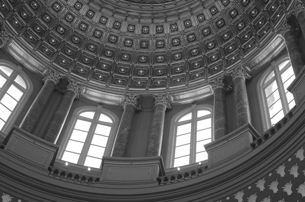 rotunda Des Moines Iowa State Capitol Square Building