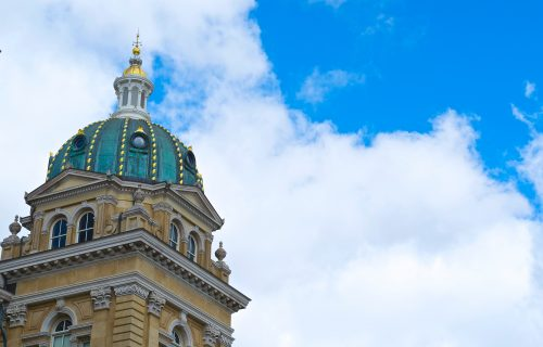A Day Trip to the Des Moines, Iowa State Capitol Building
