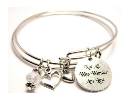 travel wanderlust bracelet jewelry