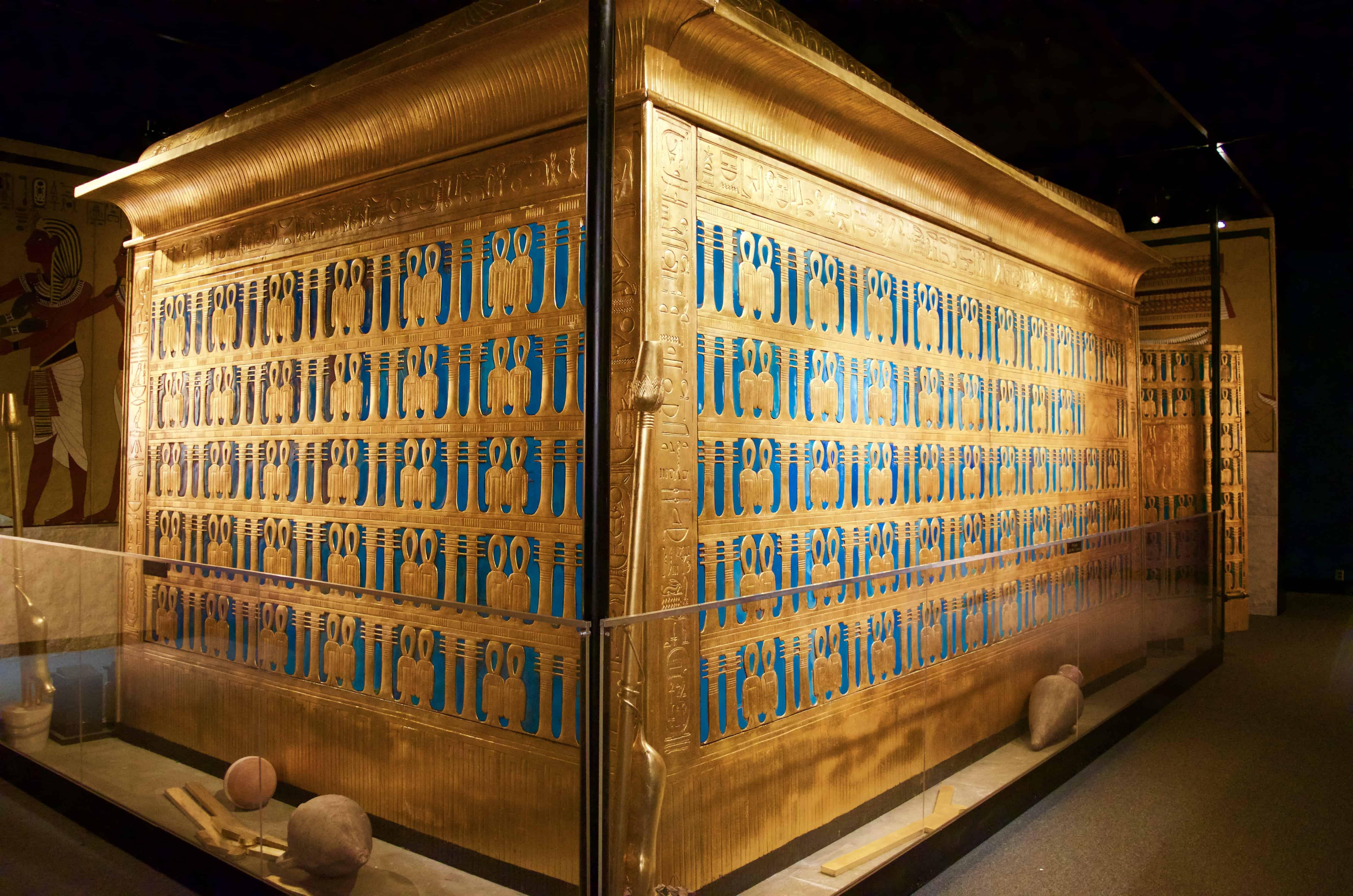 The Stunning King Tut Exhibit at the Putnam Museum