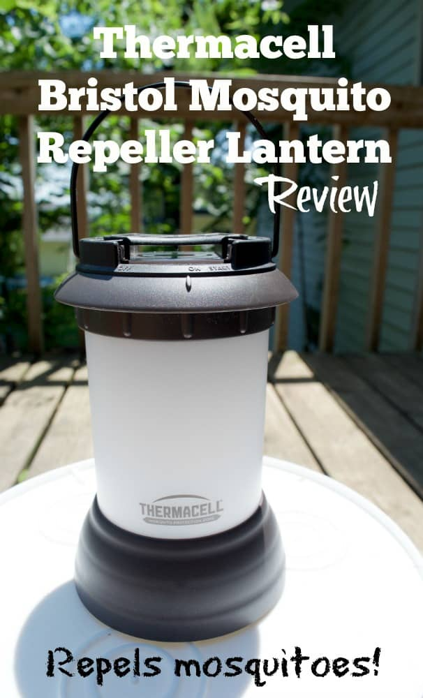 Thermacell Bristol Mosquito Repeller Lantern Review