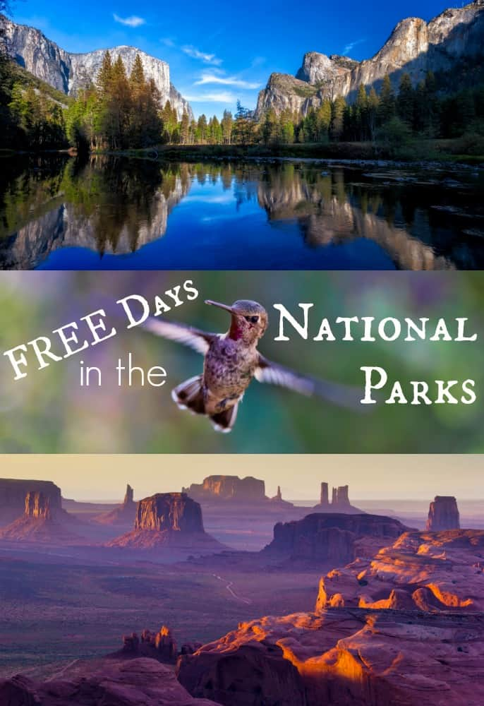 Free Days in the National Parks
