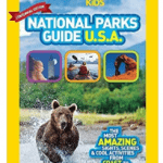 National Parks Guide USA for Kids book