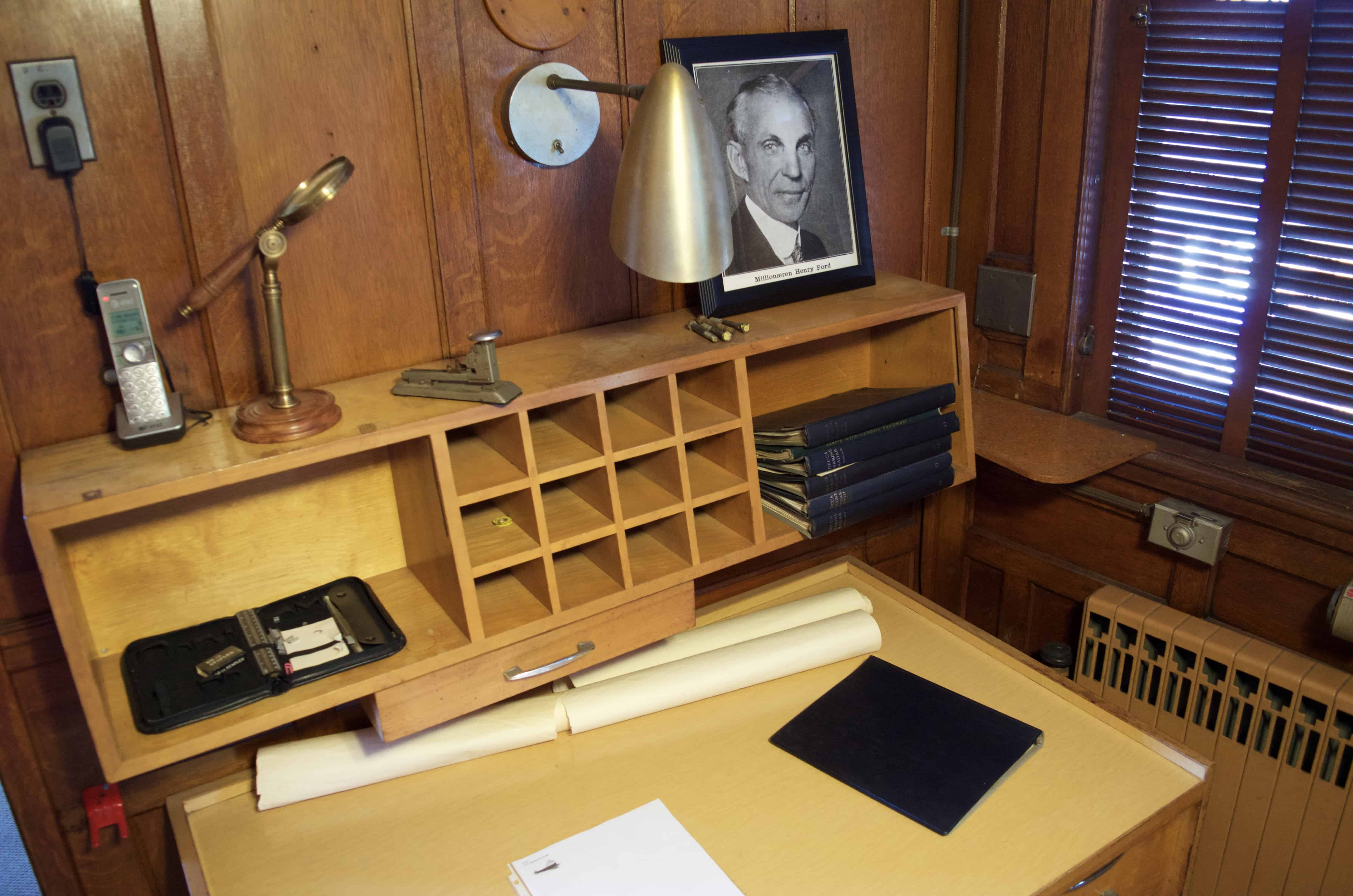 Exclusive Access Inside the Historic Benson Ford Ship House