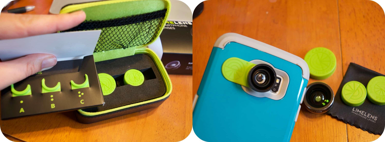 limelens smartphone camera lens photography