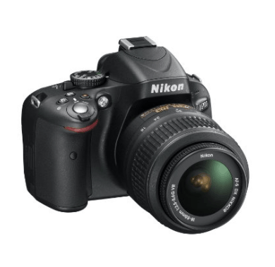 NIKON D5100 DSLR Camera - Must have Cameras in my Travel Bag
