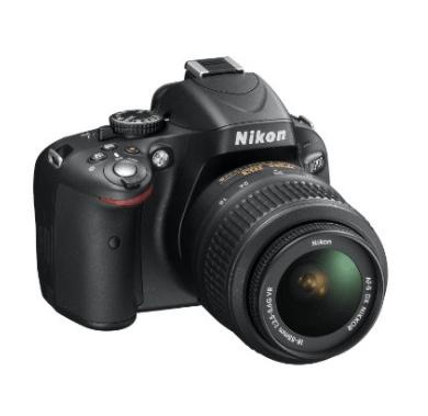 NIKON D5100 DSLR Camera - Must have Cameras in my Travel Bag