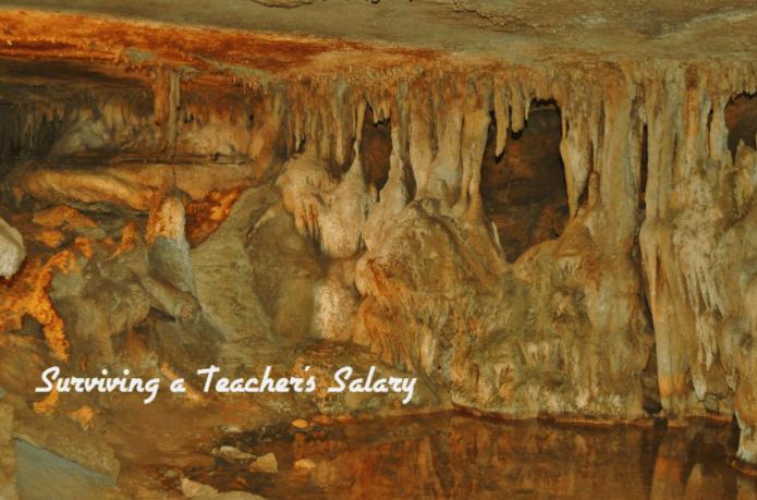 Raccoon Mountain Caverns in Chattanooga, TN