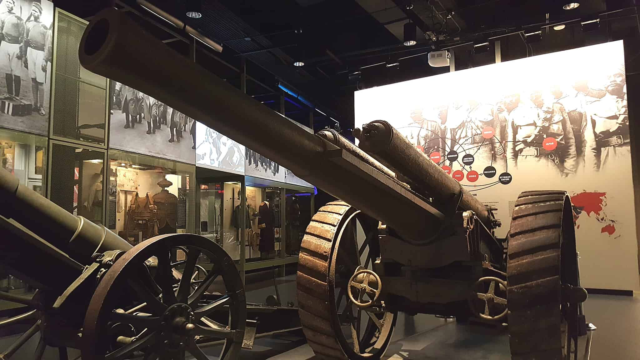 National World War 1 Museum & Memorial - Chasing History in Kansas City, Missouri