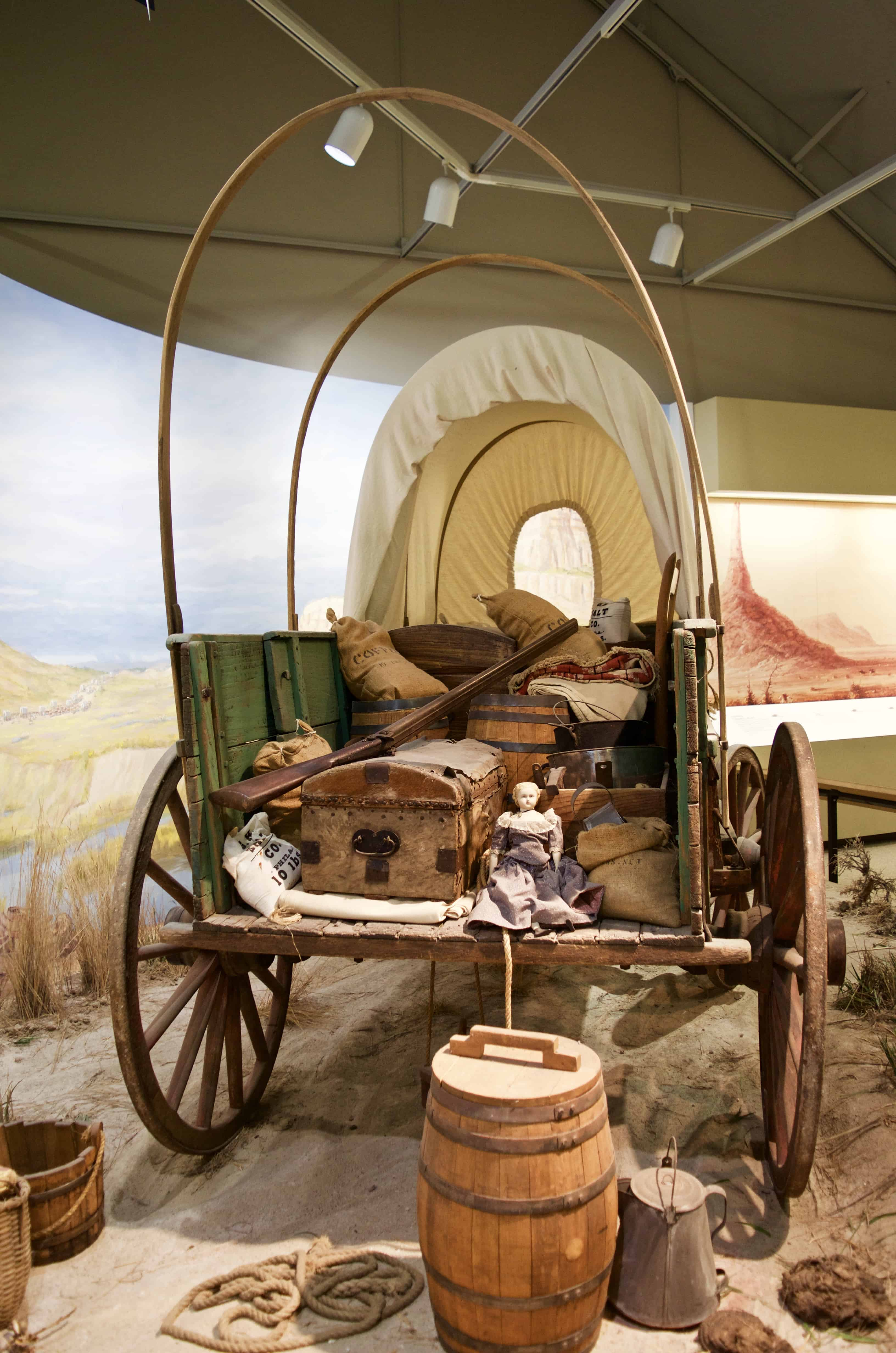 National Frontier Trails Museum Chasing History in the Kansas City Area in Missouri
