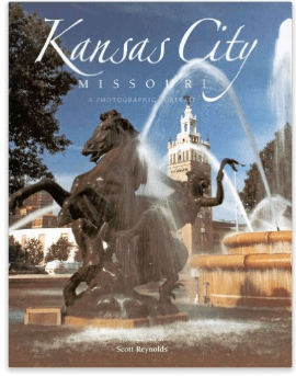Kansas City Missouri Coffee Table Photography book
