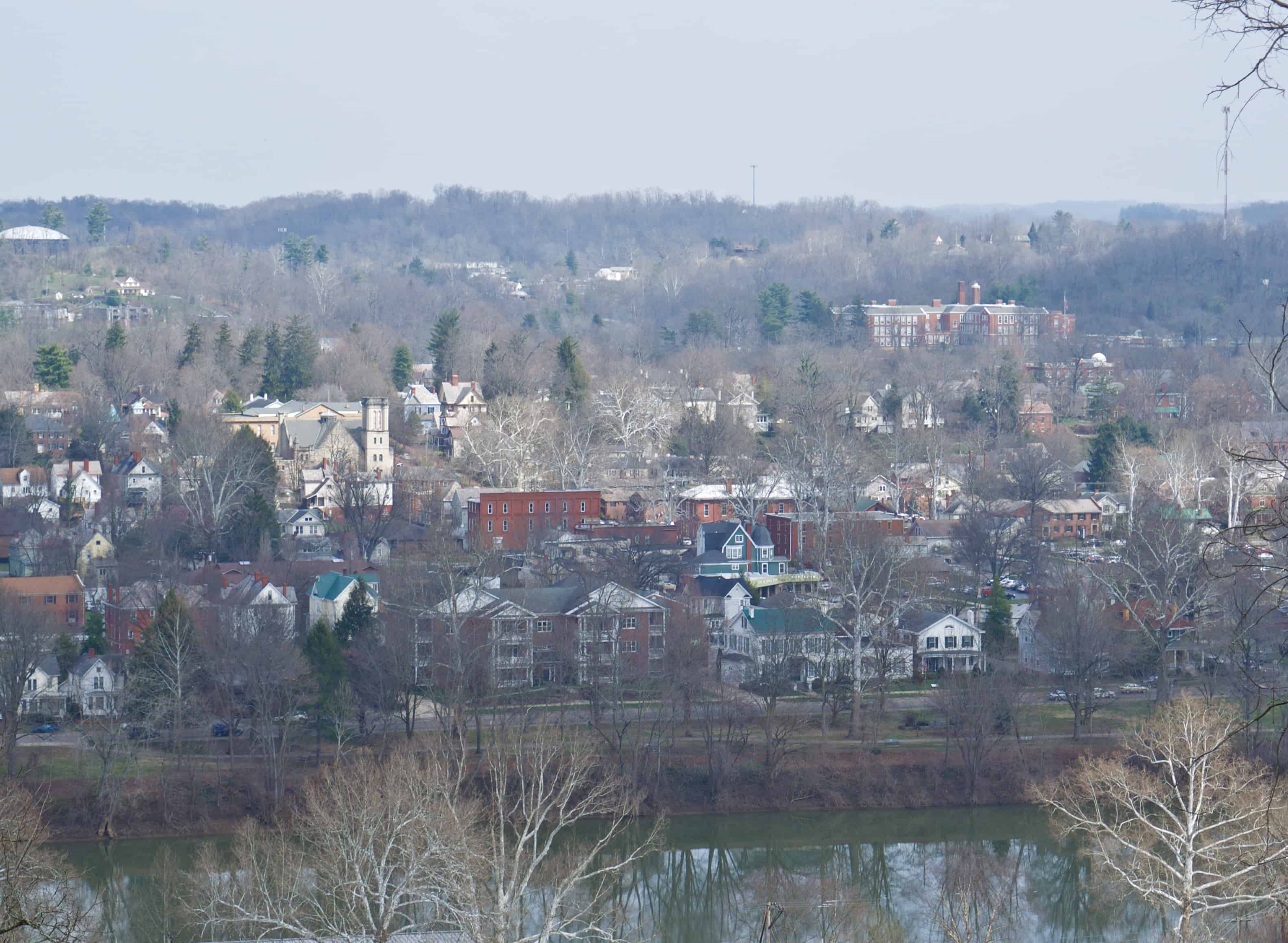Benson Ford House Photo Tour Two Places To Stay In Marietta Ohio You Cant Go Wrong