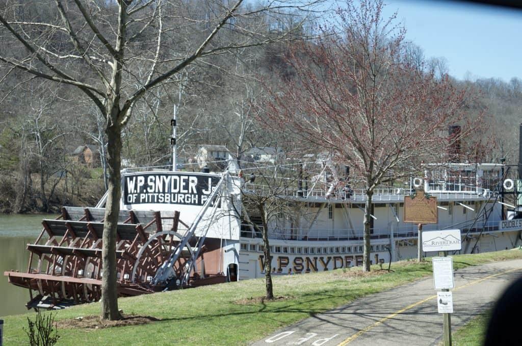 2nd Largest Historical Artifact in Marietta Ohio
