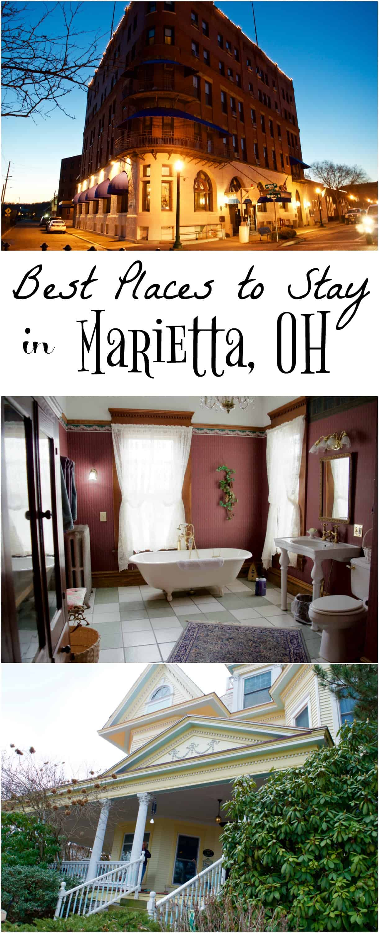 Best Places to Stay in Marietta Ohio