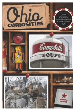 Ohio Curiosities Odd Book