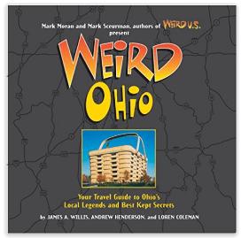 Weird Ohio Book