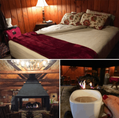 Elvyn Lea Lodge near Petoskey Michigan