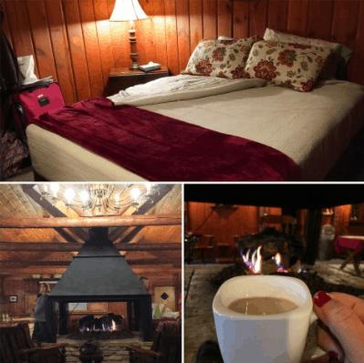 Elvyn Lea Lodge near Petoskey Michigan