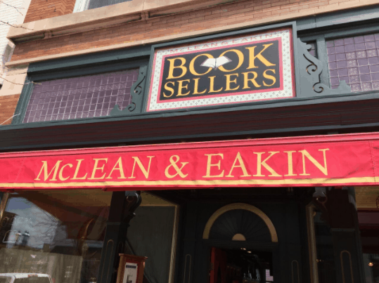 McLean & Eaken Bookstore in Petoskey Michigan