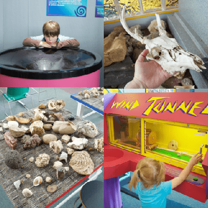 Insanely Fun Learning Adventures at the Science Central for All Ages in Fort Wayne, Indiana