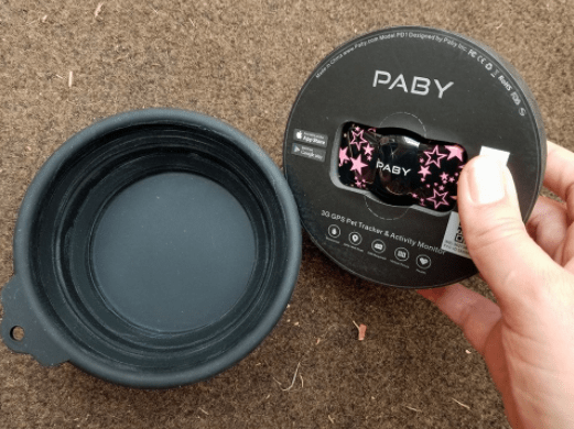 Paby Wireless Dog tracker