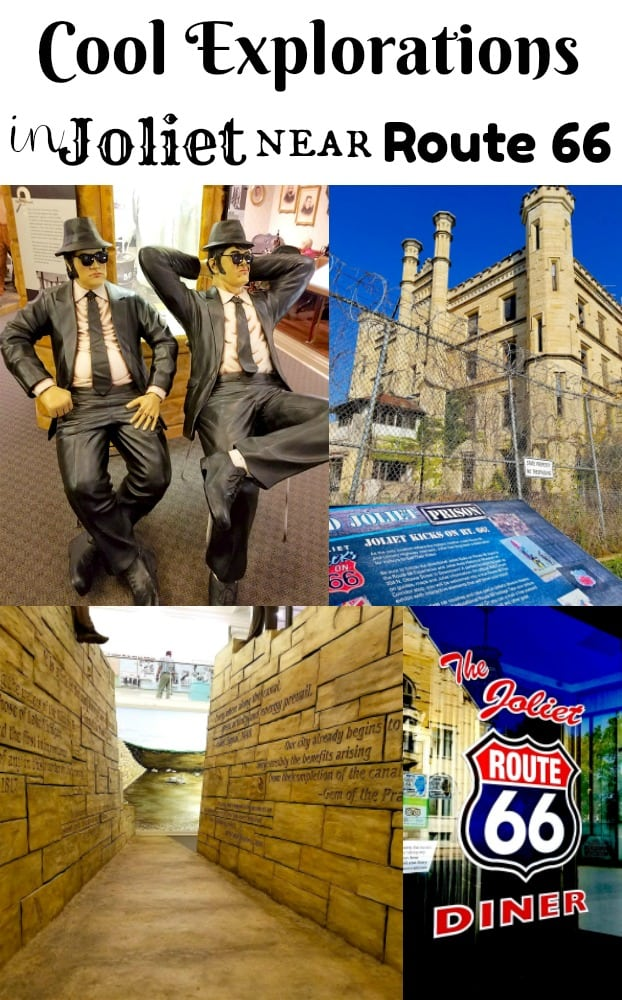Things to Do in Joliet, Illinois: Jail, Route 66 & Ice Cream