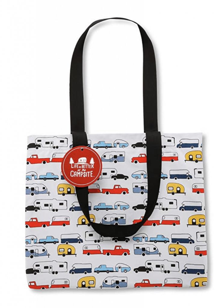 Camper Tote Bag