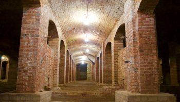 The Most Unexpected Catacombs Tour Below Indianapolis, Indiana