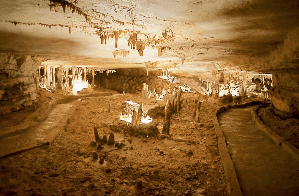 Marengo Cave U.S. National Landmark