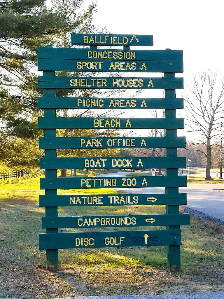 things to do at buffalo trace park