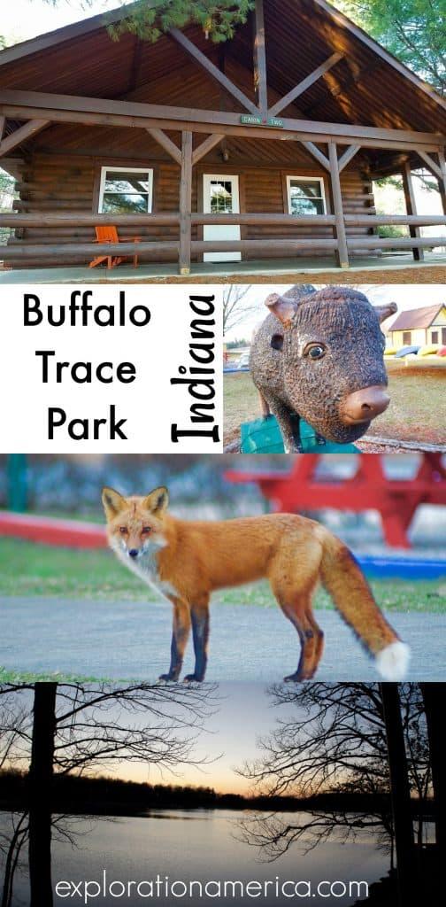 photos of Buffalo Trace Park