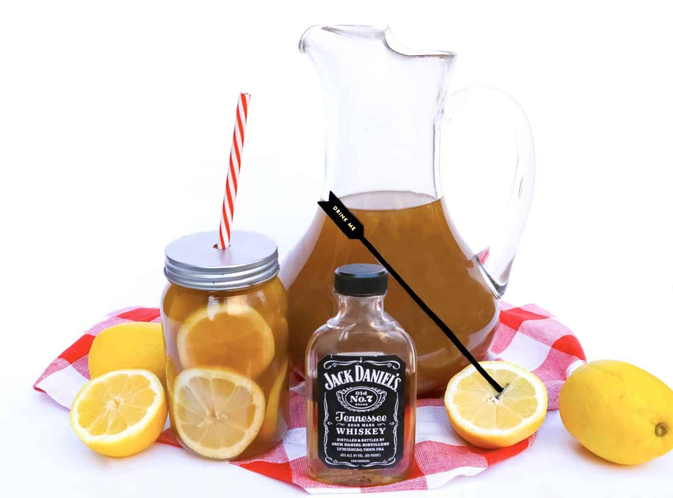 spiked tea recipe with jack daniels