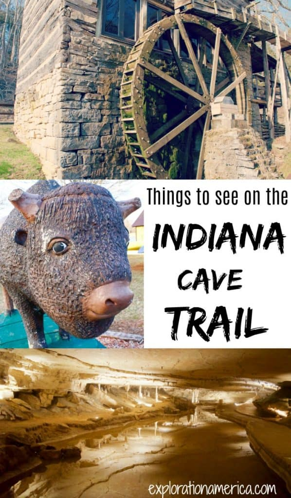 Indiana Cave Trail photos