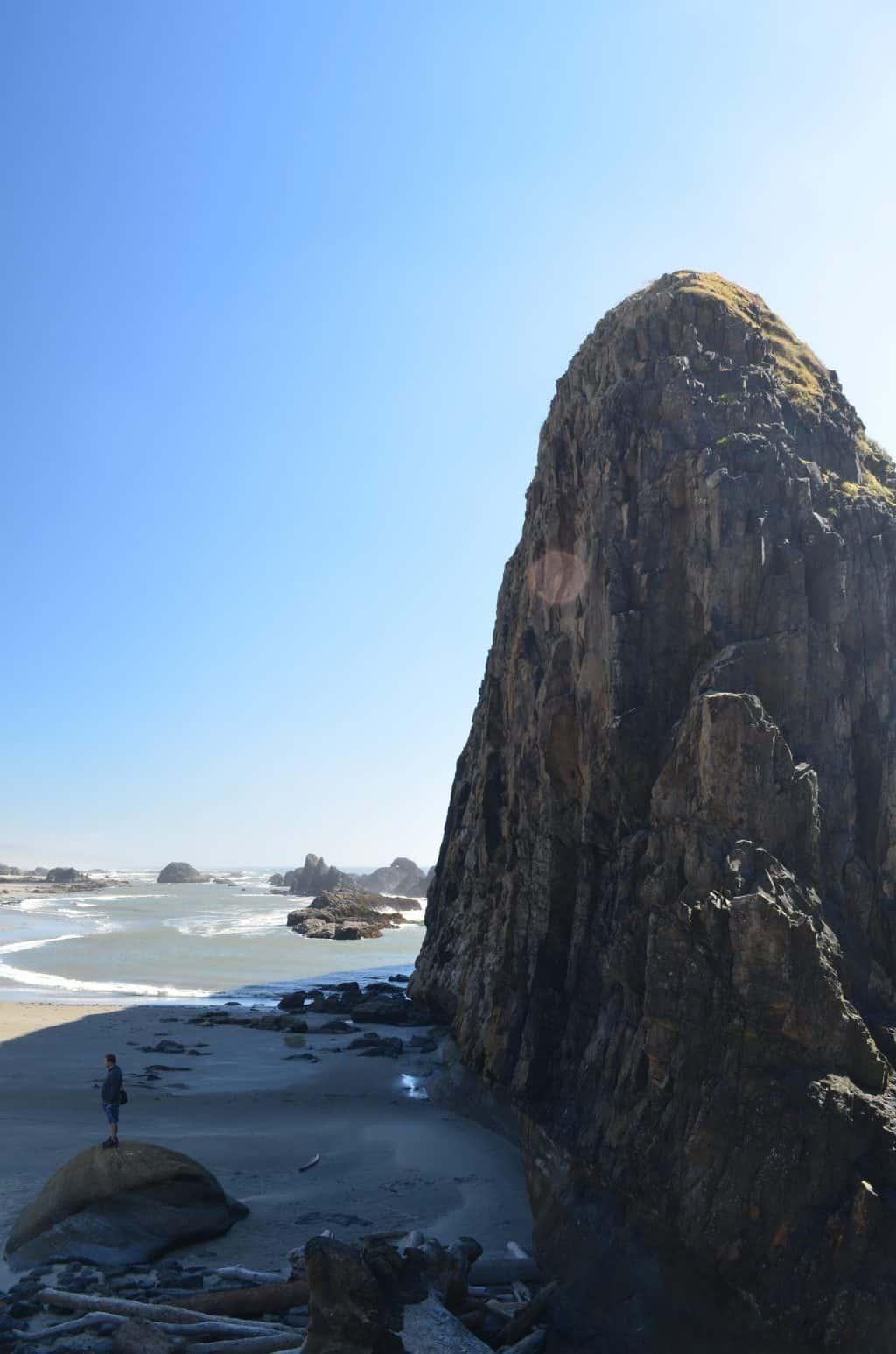 rock cliff o