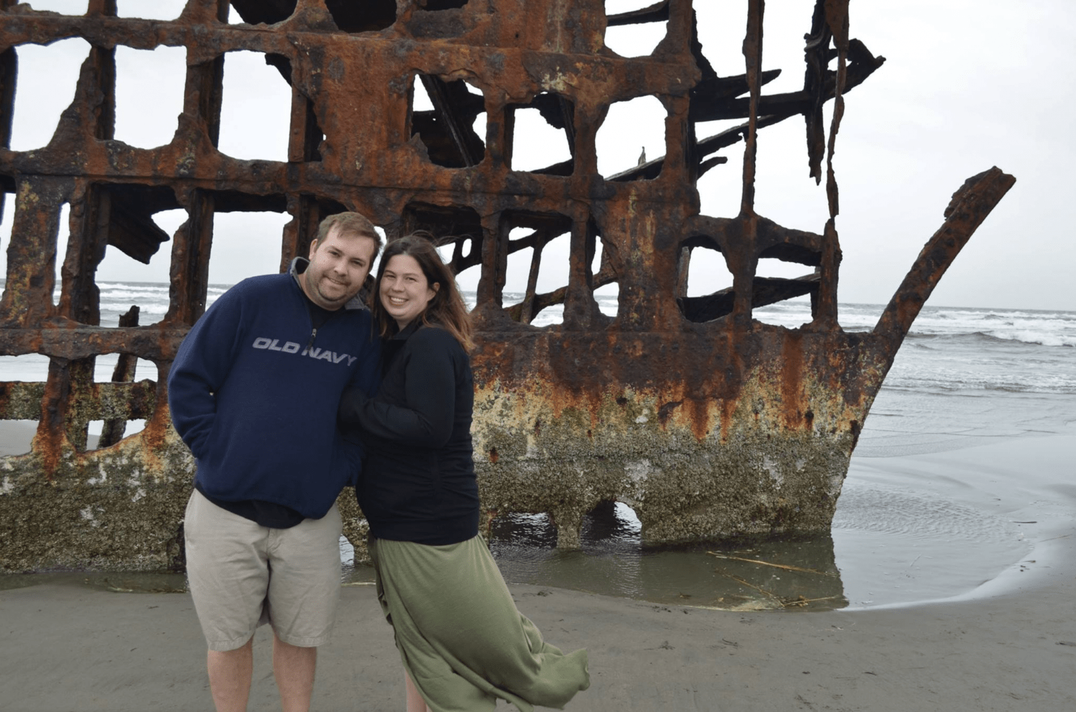 Oregon Shipwreck Peter Iredale Shipwreck