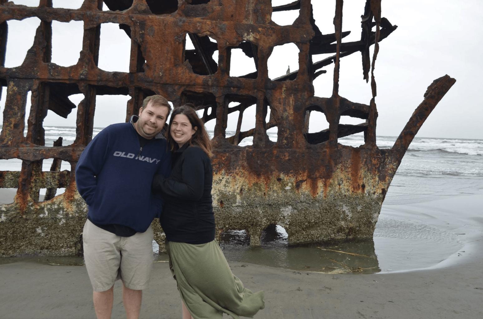 Oregon Shipwreck Peter Iredale Shipwreck