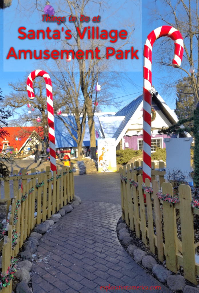 Santa's Village Amusement Park PIN