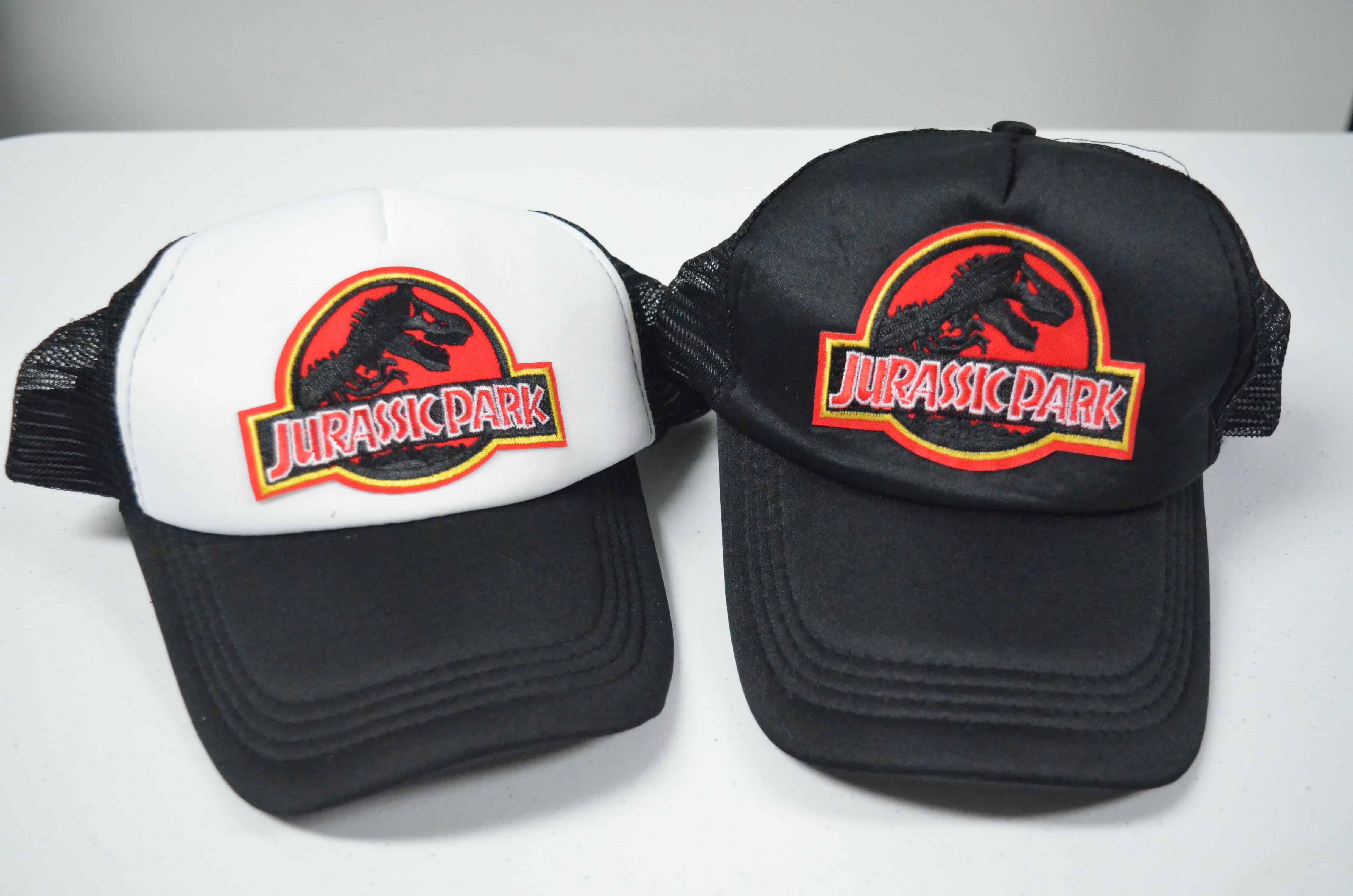 Jurassic Park hats