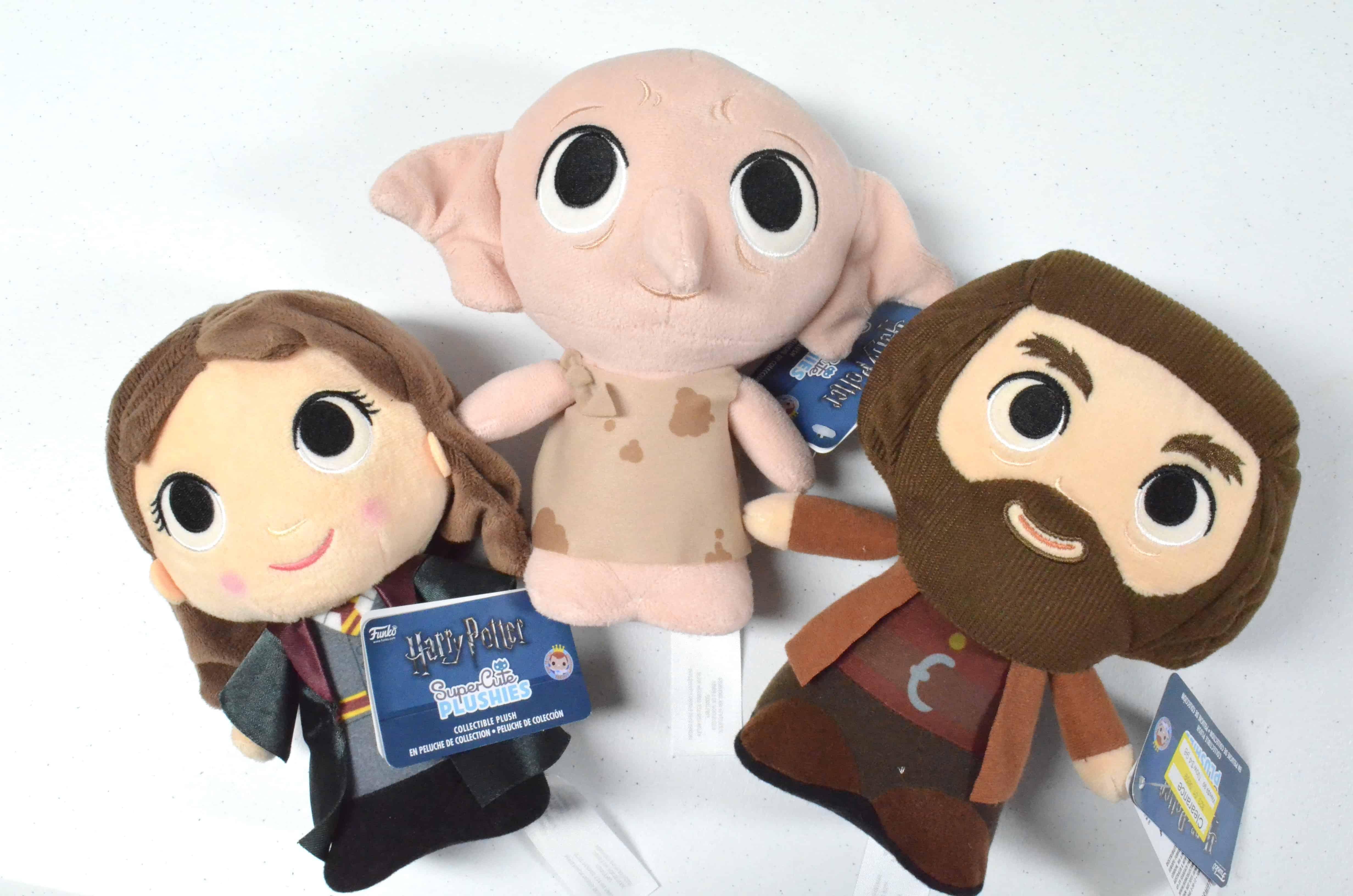 Harry Potter FUNKO pop plush toys