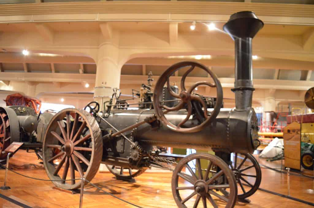Things to See at the Henry Ford Museum in Dearborn, Michigan