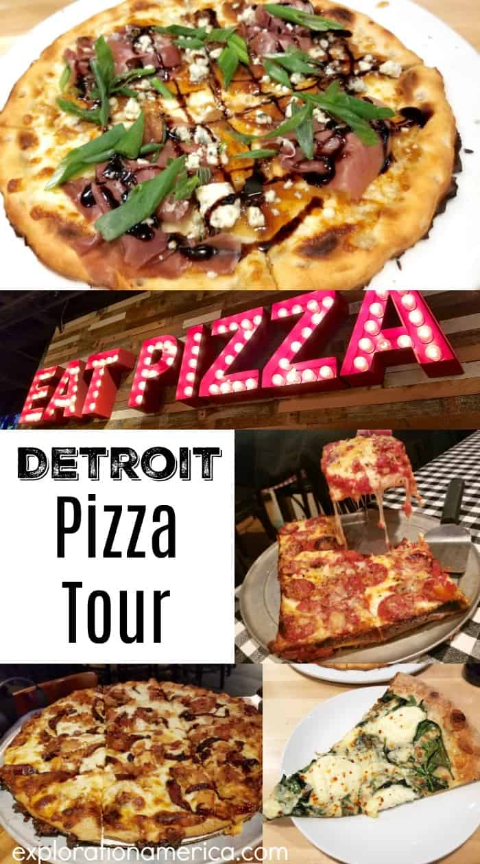 eat pizza in detroit michigan
