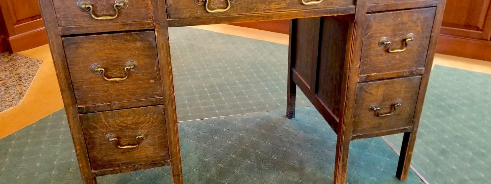 Historical Things to Do in Wheaton, Illinois – C.S. Lewis Wardrobe, J.R.R. Tolkien Desk